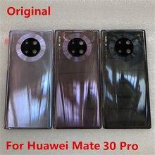 Новая Оригинальная задняя крышка из закаленного стекла для huawei