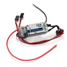 Ypg 20a hv sbec для радиоуправляемой модели самолета без программирования