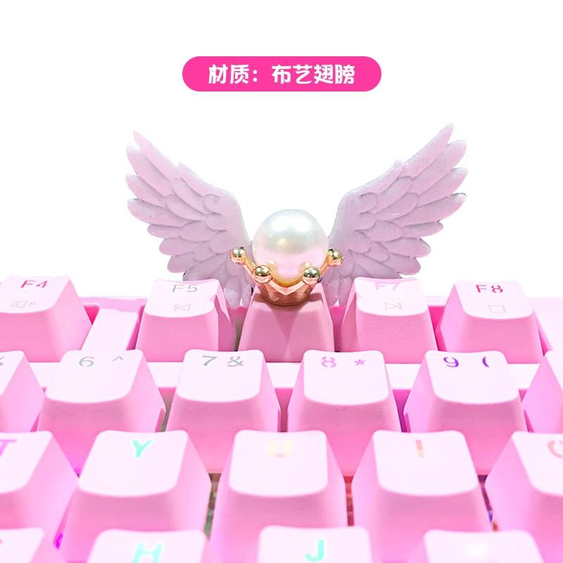 Kawaii Wing Key Cap 2