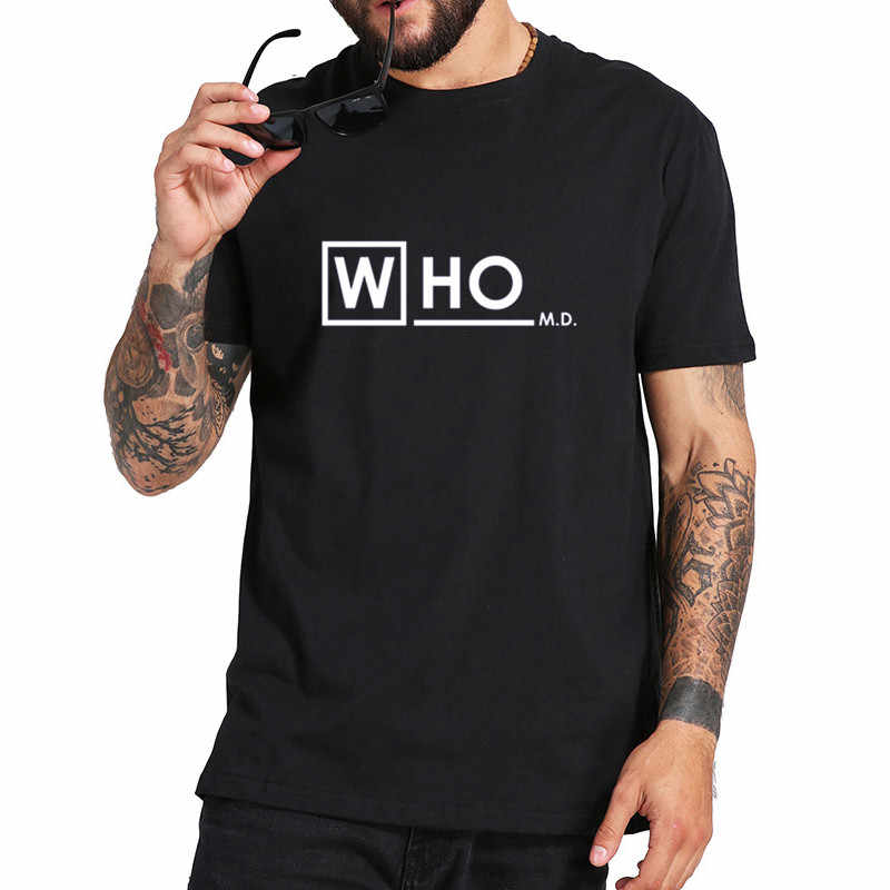 Movie Who M. D. Camiseta de estilo funky camisetas New 2019 2020 Coming Mens camiseta 3d cuello redondo adulto de manga corta bimba y camiseta de lombra