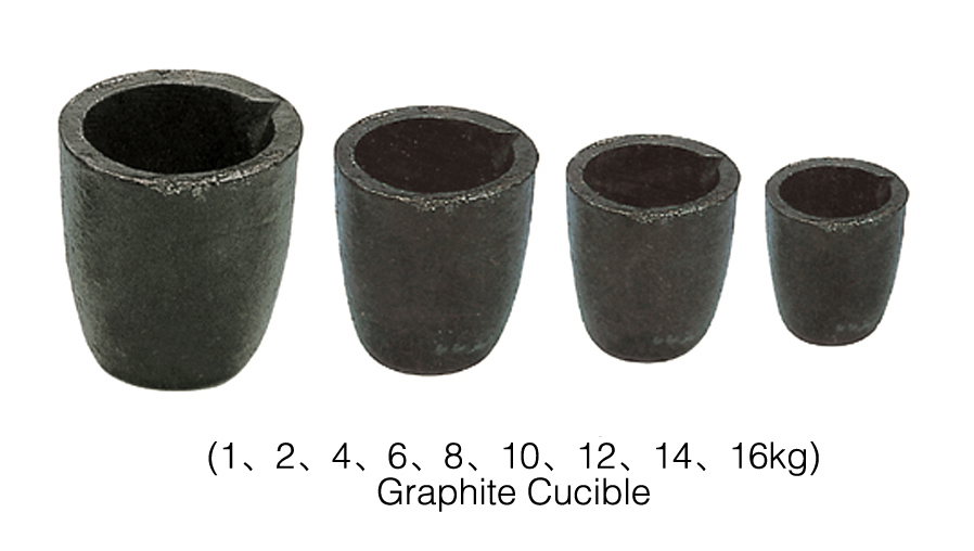 Graphite Furnace Casting Foundry Crucible Melting Tool Jewelry Tools Gold Silver Smelt