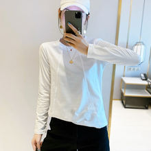 Bethquenoy белая футболка femme t shirty; Искусственная кожа;