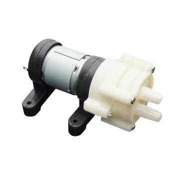 1PC gruntowanie membrana Mini pompa elektryczna mikro silnik natryskowy wysokiego ciśnienia DC 12V membrana powietrza akwarium w pełni uszczelniona pompa wody tanie i dobre opinie Pompa jednostopniowa Electric Elektryczne CN (pochodzenie) Niskiego ciśnienia Standardowy KRIOGENICZNE Pompa tłokowa Pompa powietrza