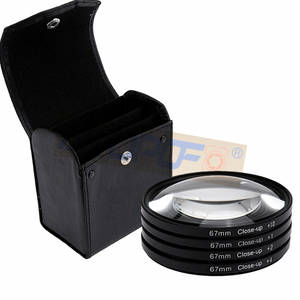 Image 5 - 40.5mm ~ 49mm/62mm/67mm,86 72mmmacro תקריב + 1 + 2 + 4 + 10 מאקרו תקריב מסנן ערכת עבור canon Nikon Sony Pentax Fujifilm מצלמה עדשה