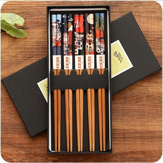 Фото 20 пар многоразовых палочек ручной работы из бамбука и натурального цена