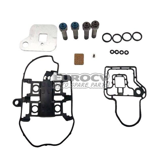 볼보 트럭 용 예비 부품 VOE 22327063 1 기어 박스 솔레노이드 밸브 수리 키트