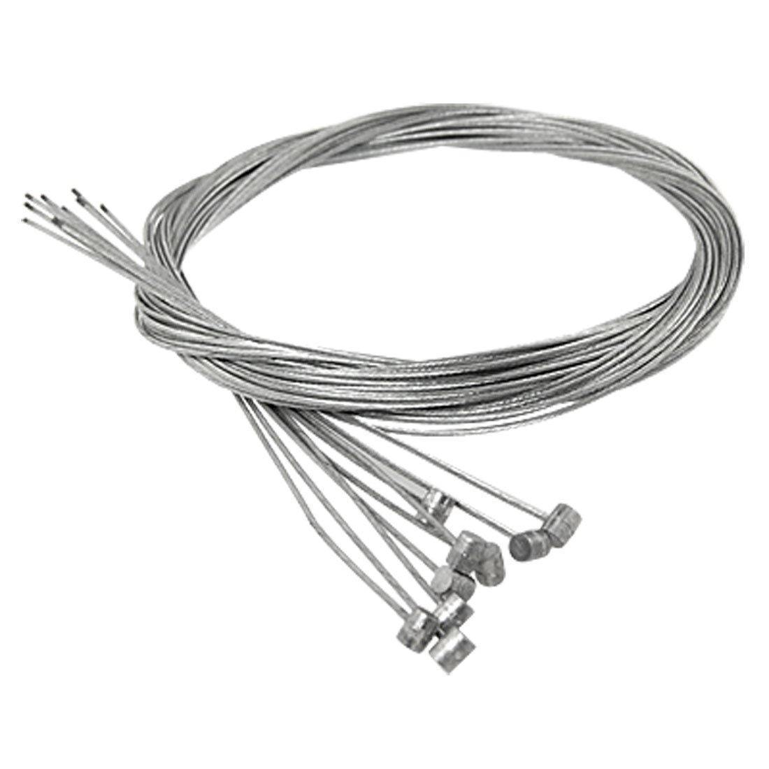 Metal Silver Gear Bicycle Brake Line Shifter Core Inner Cable Wire Bike Safety