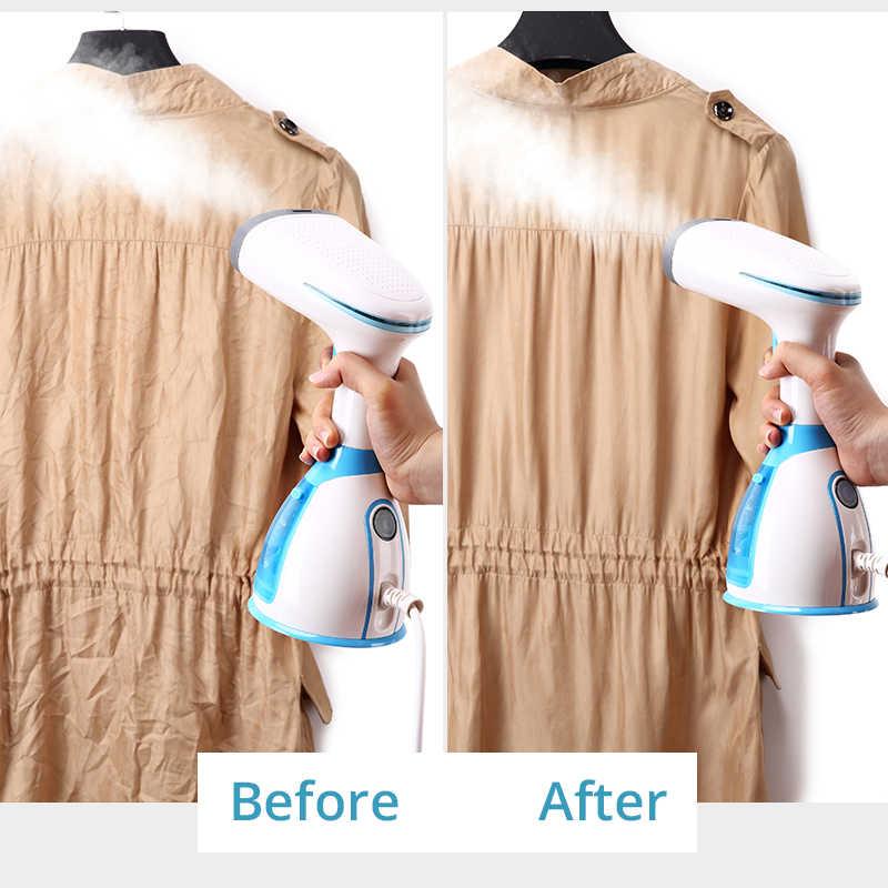 Nuevos vaporizadores de ropa, miniplancha de vapor, cepillo de limpieza en seco portátil para ropa, electrodoméstico, colores de viaje