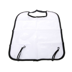 Image 4 - Seat Cover Protector for Kids Baby Kick Mat Mud Clean Dirt Decals Car Auto Seat Kicking Mat for  ram 2500