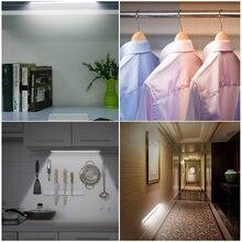 Светодиодный светильник для шкафа 38/70/103 led s Ультратонкий