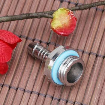 G1/4 Thread Soft Tube Hose Connector for PC Water Cooling System Accessory