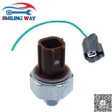 Interruptor de pressão do óleo do motor sensor & conector de fiação arnês pug para honda ridgeline piloto odyssey crostour 3.5l v6 2008-2017