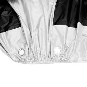 Image 4 - Protector contra rayos UV para sol, nieve, lluvia, impermeable, para motocicleta, 190T, M, L, XL, XXL, XXXL, D45