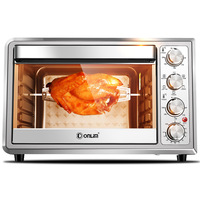 Donlim/DF DL K40A Oven Household Baking Multi functional Fully Automatic Large Capacity Electric Oven 38 Liters