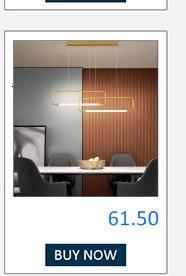 Lican moderno led luzes de teto para