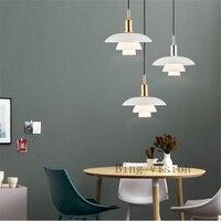 Nordic Designer Pendant Lights 3/4 Glass Loft Hanging Lamp for Living Room Bedroom Kitchen Home Decor Suspension Luminaire