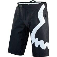 Нежный лисы уличная Angry Birds мотоциклетные MX ухо защитник для взрослых короткие мотоботы MTB шорты Для мужчин; летние штаны