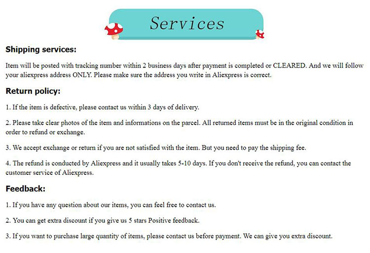 phone services details