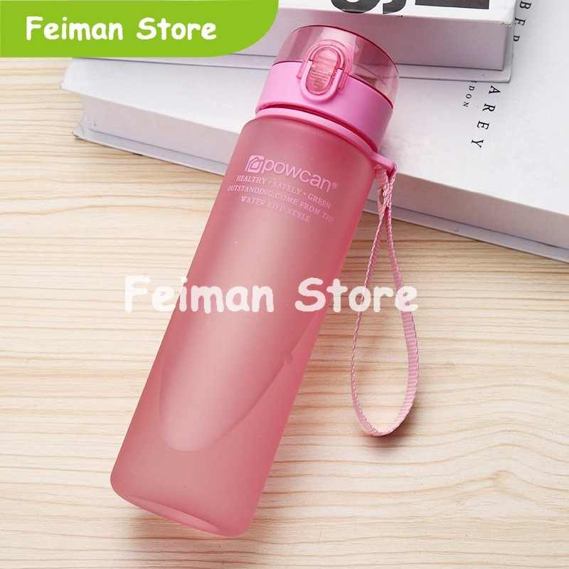 Water Bottle Sport Climbing  Bike Water Bottles Bpa Free Plastic 400ml 560ml Leak Proof  Drink My Bottle 560 Ml