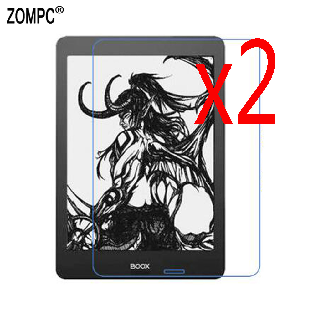 2PCS Soft Matte Films Screen Protector Matted Protective Film Guards For ONYX Boox Nova 7.8 Inch Eink Tablet E-Book E-Reader