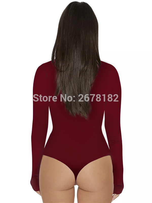 women sexy bodysuit609
