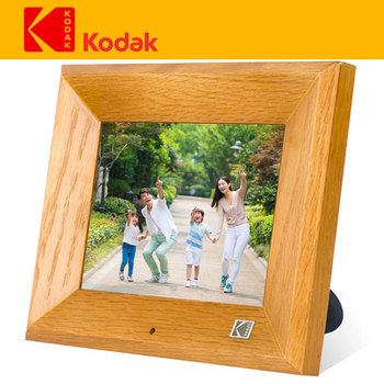 KODAK 8 inches Digital Picture Frame Photo Album High Resolution MP3 MP4 Movie Player Alarm Clock with Remote Control