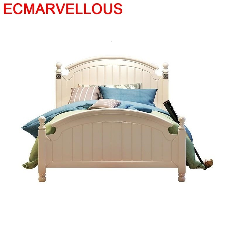 Madera Infantiles Puff Asiento Tempat Tidur Tingkat Wooden Cama Infantil Wood Bedroom Furniture Muebles De Dormitorio Kids Bed