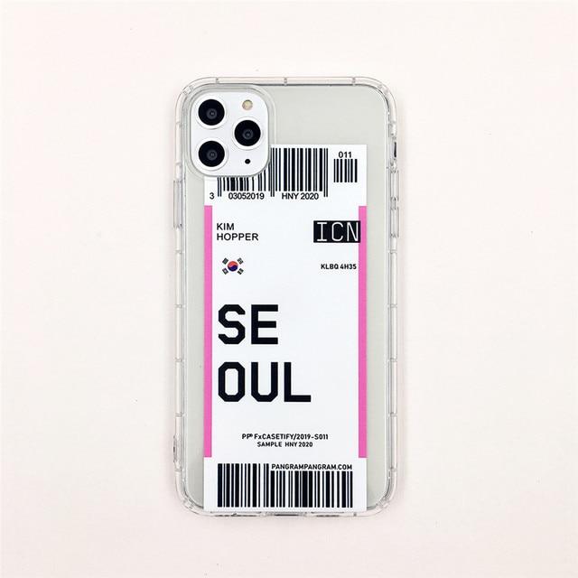 coque iphone 7 ville