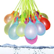 111pcs Water Balloons Quickly Filling Magic Bunch Bombs Instant Beach Toys Summer Outdoor Fighter For Children
