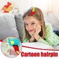 Мода мультфильм фрукты плюшевая повязка для волос клип для мытья лица челка зажим для волос подарок новые модные повседневные волос заколк...