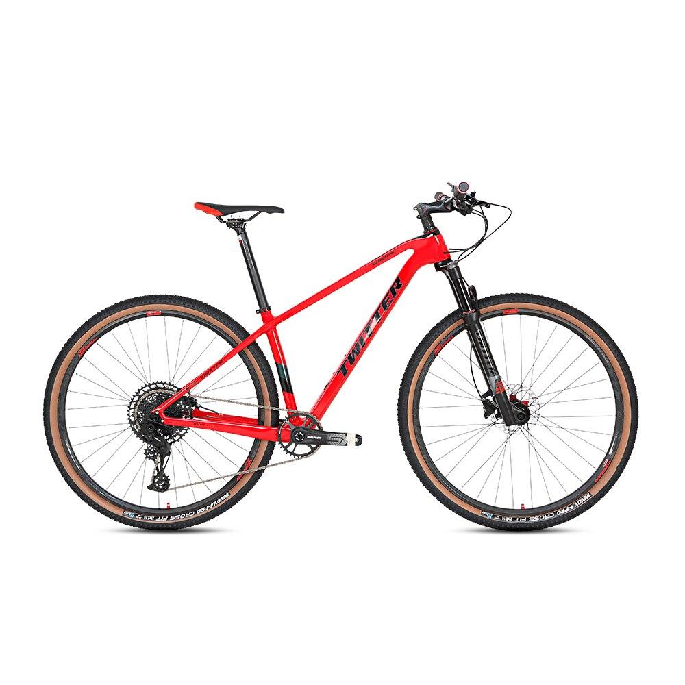 TWITTER-freno de disco de bicicleta de montaña, 29 pulgadas, 12 velocidades, para transmisión SX EAGLE