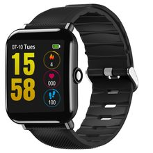 OUKITEL W2 1.3' 2.5D Large Screen Heart Rate Sleep Monitor Smart Watch Sports Mo