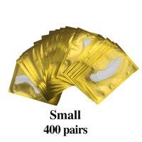 400 pairs Gold