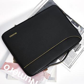 Waterproof Shockproof Fashion PU Laptop Sleeve Case For 10