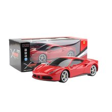 488 GTB 1:18 1/18 RC Racing Car 4 Channels Remote Control Simulate Model Toys for Children Gifts
