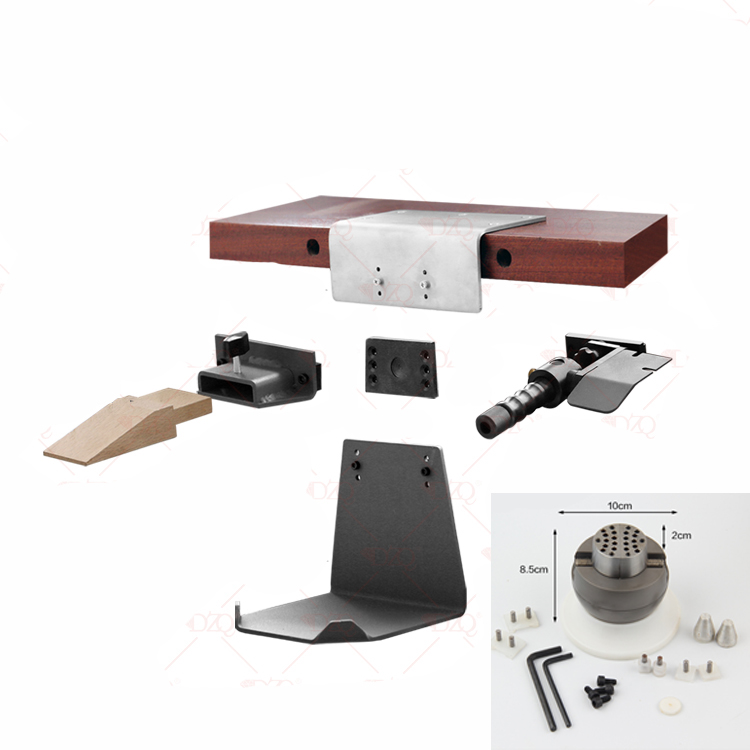 Jewelry Tools Mounting Adaptor Fixed Mounting Plate Benchpin Engravers Block Benchmate Stone Setters Setting Package Vise Shelf