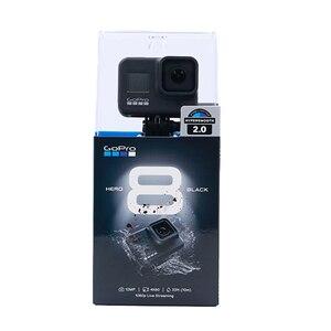Image 5 - מקורי GoPro גיבור 8 שחור Pro פעילות מצלמה עמיד למים ספורט פעולה מצלמה 4K Ultra HD וידאו 1080p נייד הזרמה