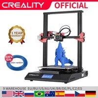 Creality 3D CR 10S プロオートレベリングセンサープリンタ 4.3 インチのタッチ lcd 再開印刷フィラメント検出目的球 meanwell 電源 -
