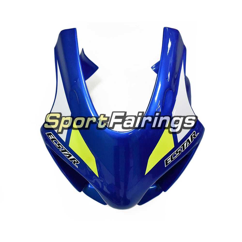 Sportfairings Complete Fairing Kits For Suzuki GSX-R1000 K7 2007 2008 GSXR-1000 Fairings Panels Yellow Silver