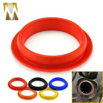 Motorrad Dicht Öl Kappe Weiche Gummi Staub Dichtung Ring für Piaggio Vespa GTS 300 Kraftstoff Tank Tasse O-ring schutz Öl Dichtung Abdeckung
