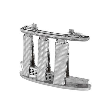 Architecture 3D Metal Puzzles World  21