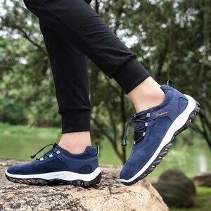 Image 5 - İlkbahar yaz erkek ayakkabısı kaliteli nefes günlük erkek ayakkabısı erkek ayakkabısı hafif moda spor ayakkabı açık ayakkabı erkekler Zapatillas Hombre