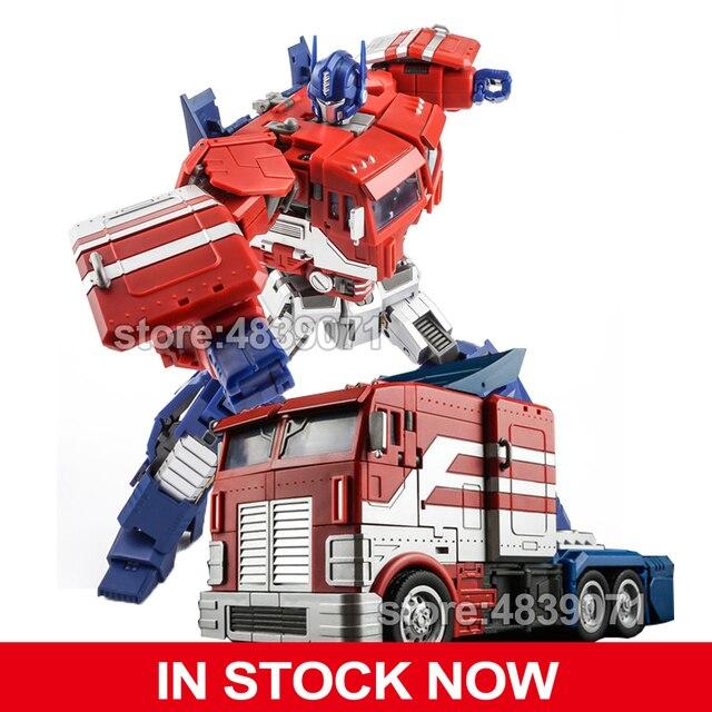 DABAN 액션 피규어 Toys G1 9907 OP Commander 트럭 변형 변환