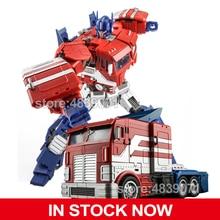 DABAN figuras de acción de juguete, G1 9907 OP, Comandante, transformación de camión