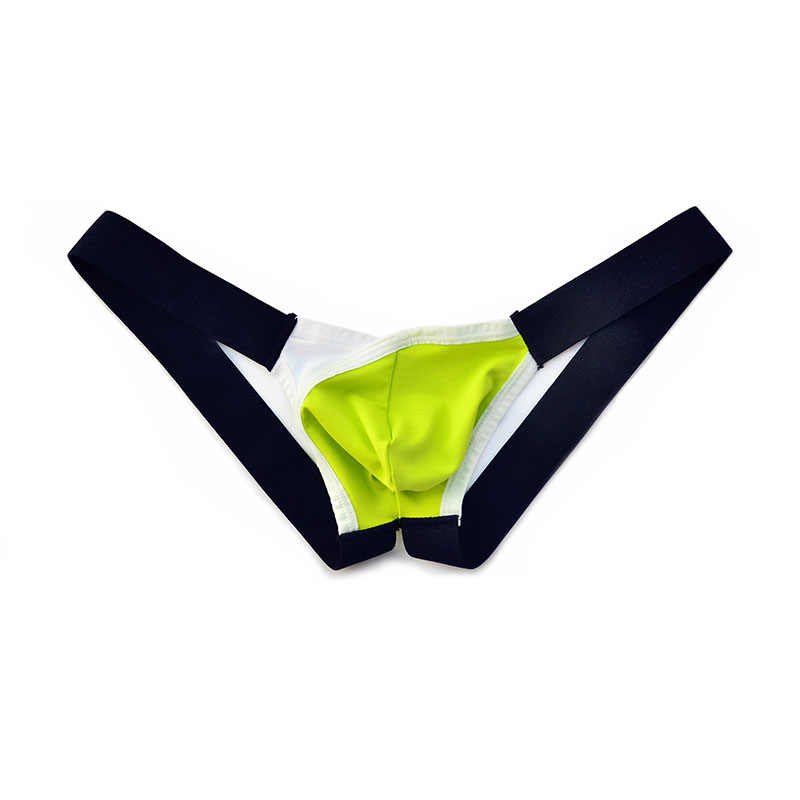 Underpants jockstrap gay men's underwear thong tanga hombre silk string homme sexy men underwear ropa interior hombre gay