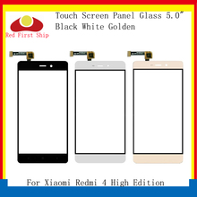 10Pcs/lot Touch Screen For Xiaomi Redmi 4 High Edition Panel Digitizer Sensor Front LCD Glass Lens Pro Touchscreen