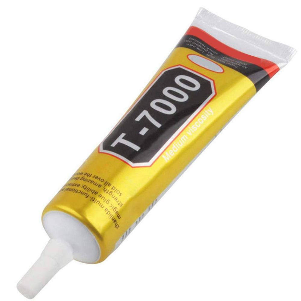 <font><b>T7000</b></font> <font><b>110ml</b></font> Handicraft DIY Liquid Glue Jewelry Crafts Crystal Rhinestone Phone Screen Repair Super Strong Adhesive Glue, <font><b>110ml</b></font> image
