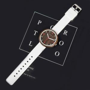 Image 4 - BOBO BIRD R28 relogio feminino Colorful Silicone Strap Womens Watches Quartz Wristwatches reloj mujer Women Watch Fashion Gifts
