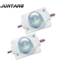 LED module high power side light source 1.5W single lamp 1 led waterproof 3030 injection molding module dedicated for light box