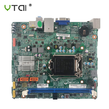 H61H2-LT For Lenovo H520E ER202 Desktop Motherboard CIH61I V:1.0 Mainboard 100%tested fully work